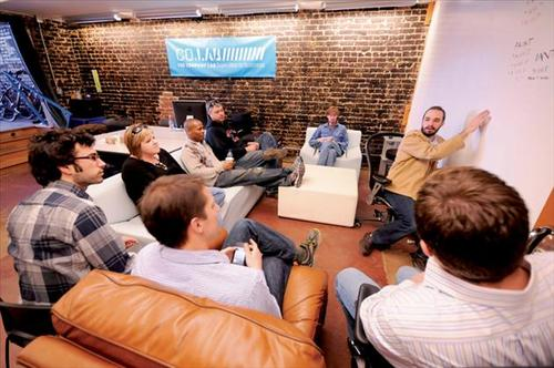 Entrepreneurship Intensifies in #CHA